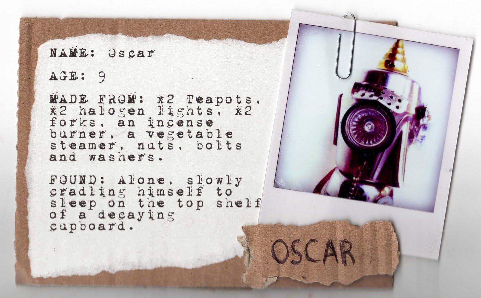 oscar+profile